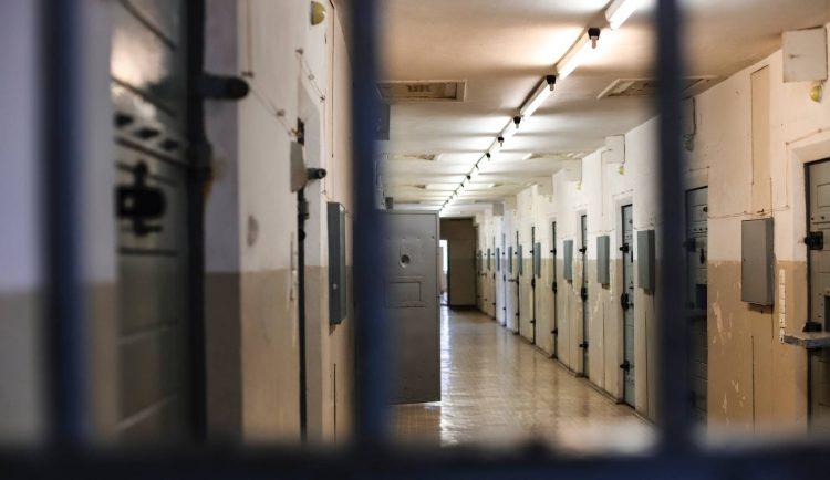 Corridor de prison